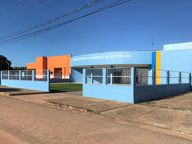 Concluída a reforma e ampliação do Pronto Atendimento de Jaci-Paraná - Gente de Opinião