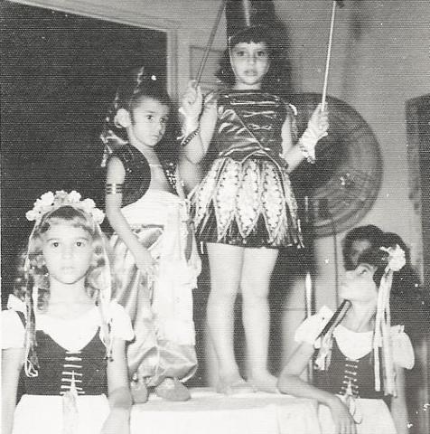 Carnaval na década de 60 em Porto Velho - Gente de Opinião