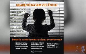 TJ-RO preocupado com a violência contra as crianças em tempos de pandemia - Gente de Opinião