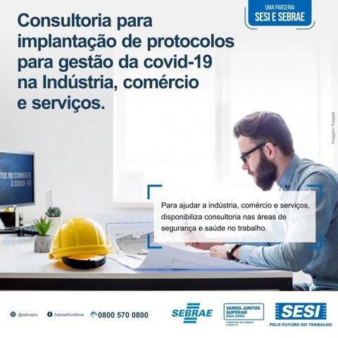 Consultorias do Sesi também estarão disponíveis no Sebraetec - Gente de Opinião