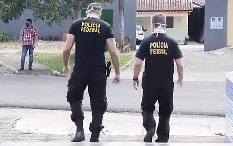 Operação da PF desarticula associação criminosa em Ji-Paraná