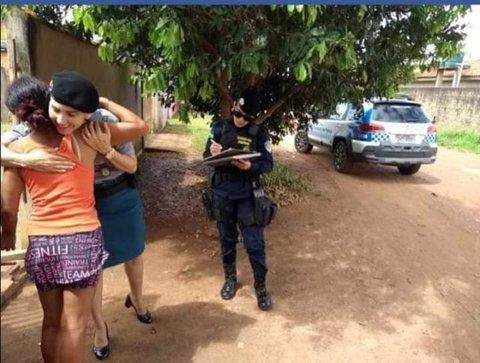 Após solicitação da vereadora Cristiane Lopes, Patrulha Maria da Penha volta às ruas