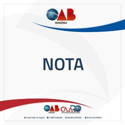 OAB impetra Mandado de Segurança para assegurar funcionamento da advocacia em Rondônia - Gente de Opinião