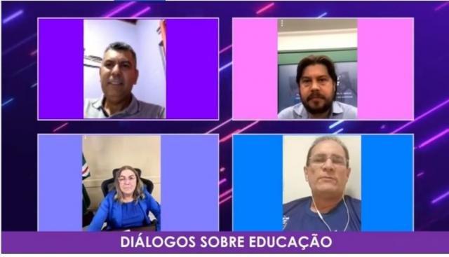 Sebrae realiza live Diálogos sobre a Educação coordenada por seu diretor - Gente de Opinião