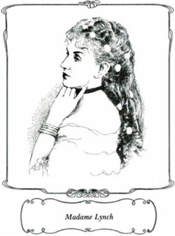 Madame Lynch – Parte II - Madame Elizabeth Alicia Lynch - Gente de Opinião