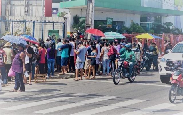 200 mil com o vírus em Manaus - Gente de Opinião