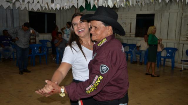A deputada federal Mariana Carvalho é uma das autoras da proposta.- Foto arquivo (antes da pandemia) - Gente de Opinião