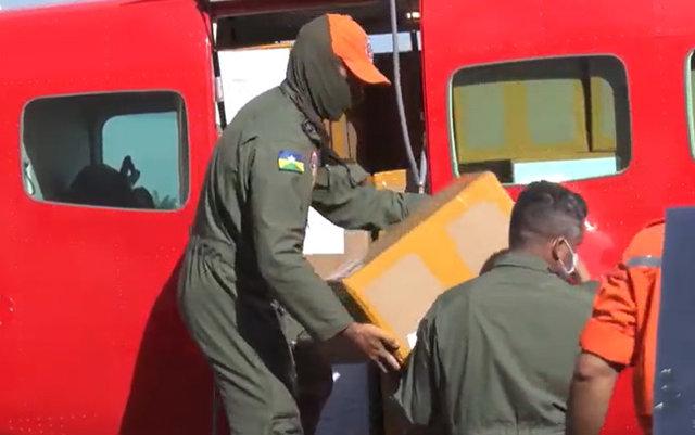 Rondônia recebe 100 mil testes rápidos da Covid-19 - Gente de Opinião