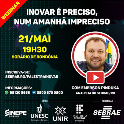 Sebrae apresentou Talk Show com Luiza Helena e Eugênio Ribeiro