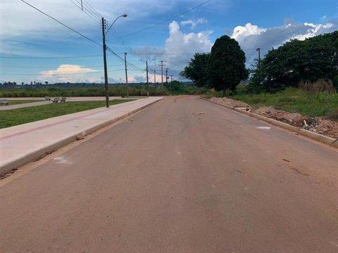 Jaci-Paraná recebe a segunda etapa das obras de pavimentação