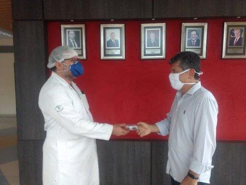 SENAI e empresas parceiras garantem manutenção de equipamento do JPII