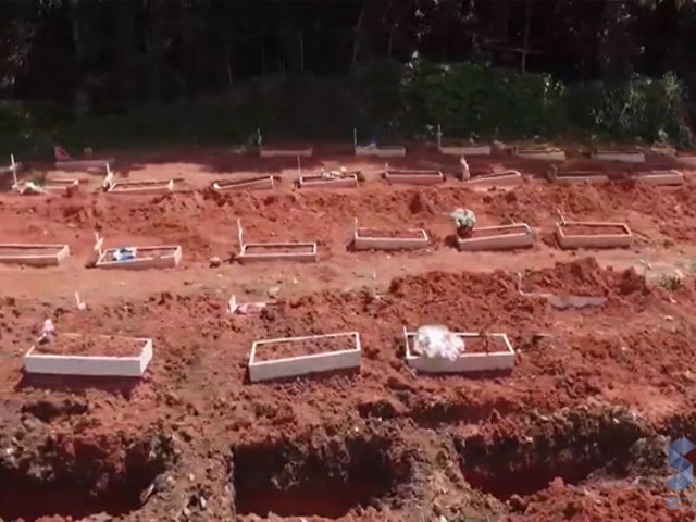 A cada dia que passa a prefeitura abre mais covas em cemitério de Porto Velho