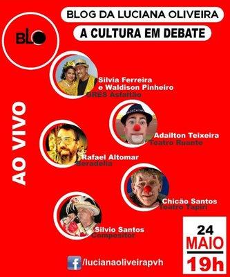 Conselho Estadual de Cultura  aprova edição de várias Editais + Beto Cézar faz live neste sábado + Lenha na Fogueira e Luciana Oliveira