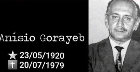 Centenário de Anísio Gorayeb