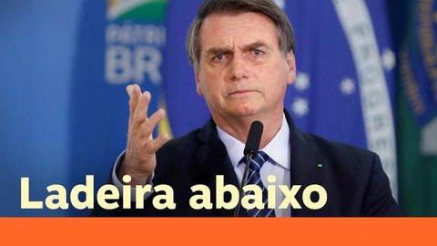 """O """"Mito"""" está nu e tudo indica que a intenção de Moro com o vídeo foi ferir gravemente o governo Bolsonaro"""