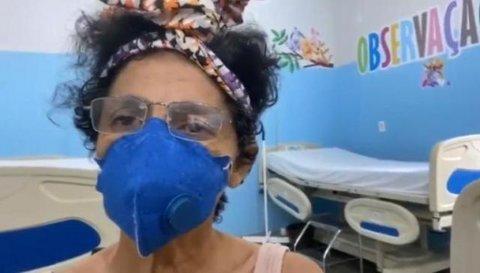 Coordenadora da Kanindé denuncia despreparo no atendimento a pacientes de Covid-19 em Porto Velho