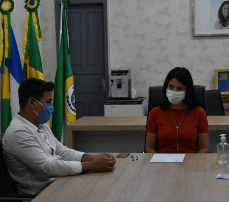 A Prefeitura de Cacoal abrirá licitação para aquisição e instalação de antena de telefonia no distrito de Divinópolis