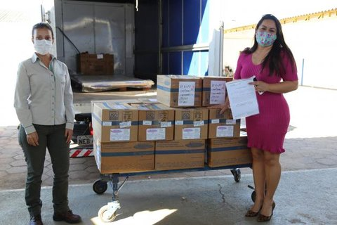 Usina Jirau doa equipamentos de proteção para secretaria de saúde de Porto Velho e hospitais estaduais no reforço ao combate do coronavírus
