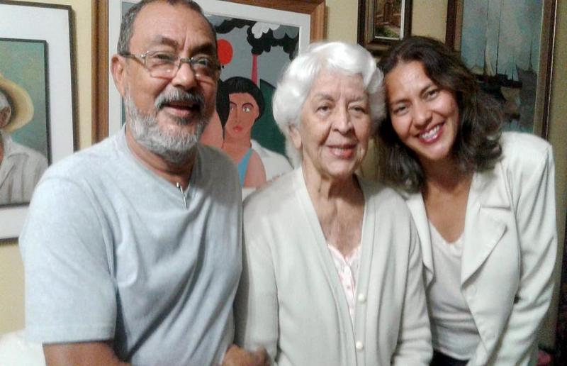 Adeus Comadre Aida Teixeira