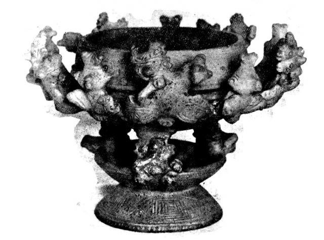 Vaso de Cariátides (Frederico Barata) - Gente de Opinião
