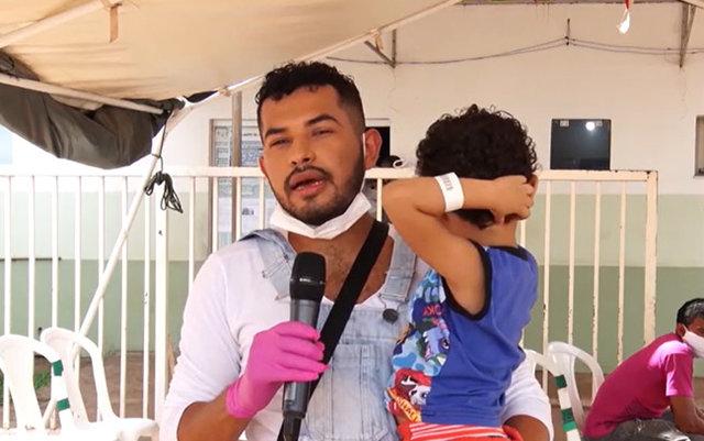 Pai denuncia falta de atendimento para o filho - Gente de Opinião