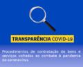 Prefeitura de Cacoal lança Portal da Transparência COVID-19