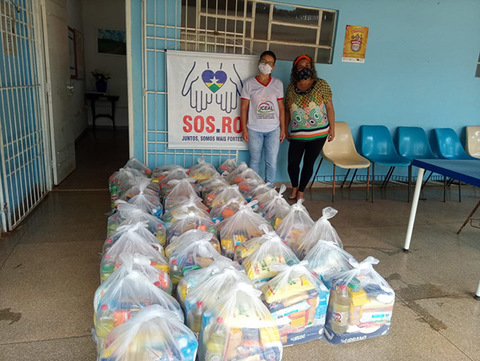 Instituto Espírita André Luiz apoia a Campanha SOS.RO