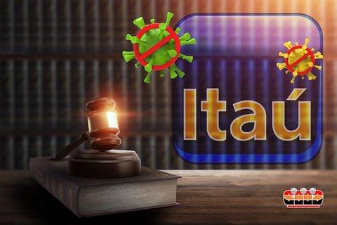Justiça determina fechamento e desinfecção de agência do Itaú em Porto Velho, e afastamento imediato de todos os funcionários