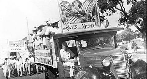 1942: criação da SEMTA - Serviço Especial de Mobilização de Trabalhadores para Amazônia