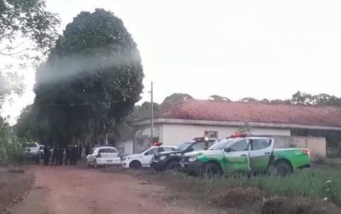 Policia acaba com Corona Fest em Porto Velho. 30 pessoas participavam do evento