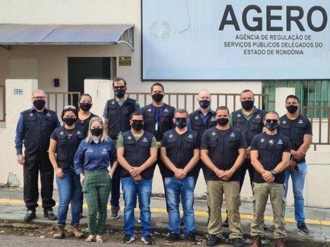 Agência Estadual AGERO realiza fiscalização