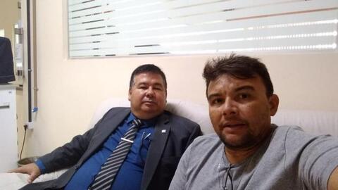 Grande amigo doutor Márcio Melo, combateu o bom combate!