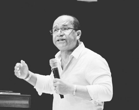 Nota de Pesar pelo falecimento do pastor auxiliar Natanael Barreto e do presbítero Dejair de Almeida Figueiredo