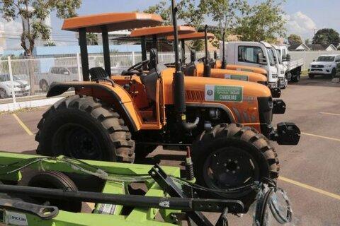Governo de Rondônia entrega mais de R$ 2 milhões em equipamentos e maquinários para modernizar e fortalecer a agricultura familiar