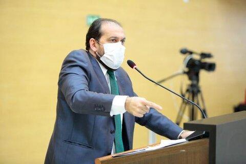 Presidente Laerte Gomes afirma que cobrança de juros no Detran durante a pandemia é vergonhosa