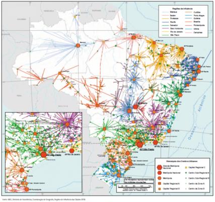 Aumenta número de cidades rondonienses com influência em outros municípios