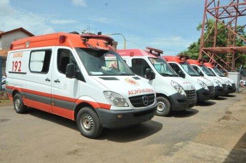 Porto Velho: gerência do Samu esclarece sobre ambulâncias