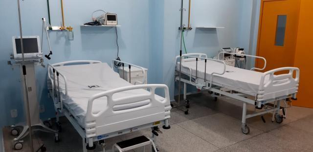 Município disponibiliza 70 leitos para pacientes durante a pandemia - Gente de Opinião
