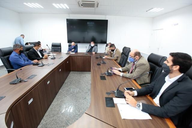 Comissão de Finanças da Assembleia Legislativa distribui projetos e aprova pareceres - Gente de Opinião