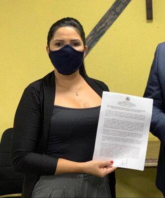 Cristiane Lopes cobra medidas urgentes para a Vila Princesa durante a Pandemia