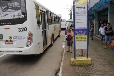 Semtran informa retorno do transporte coletivo municipal em Porto Velho