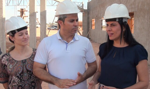 Obra de construção do Hospital Municipal está em andamento em Cacoal - Gente de Opinião