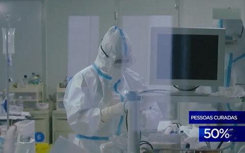 Em Rondônia, mais de 50% das pessoas infectadas pelo coronavírus foram curadas - 02 de julho