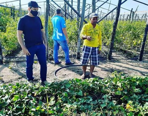 Semagri auxilia produtores em vendas durante crise do novo coronavírus em Vilhena