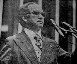 Isaac Nílton, eleito deputado federal em 1978, numa campanha onde contou com apoio direto do Incra e do governador Guedes - Gente de Opinião