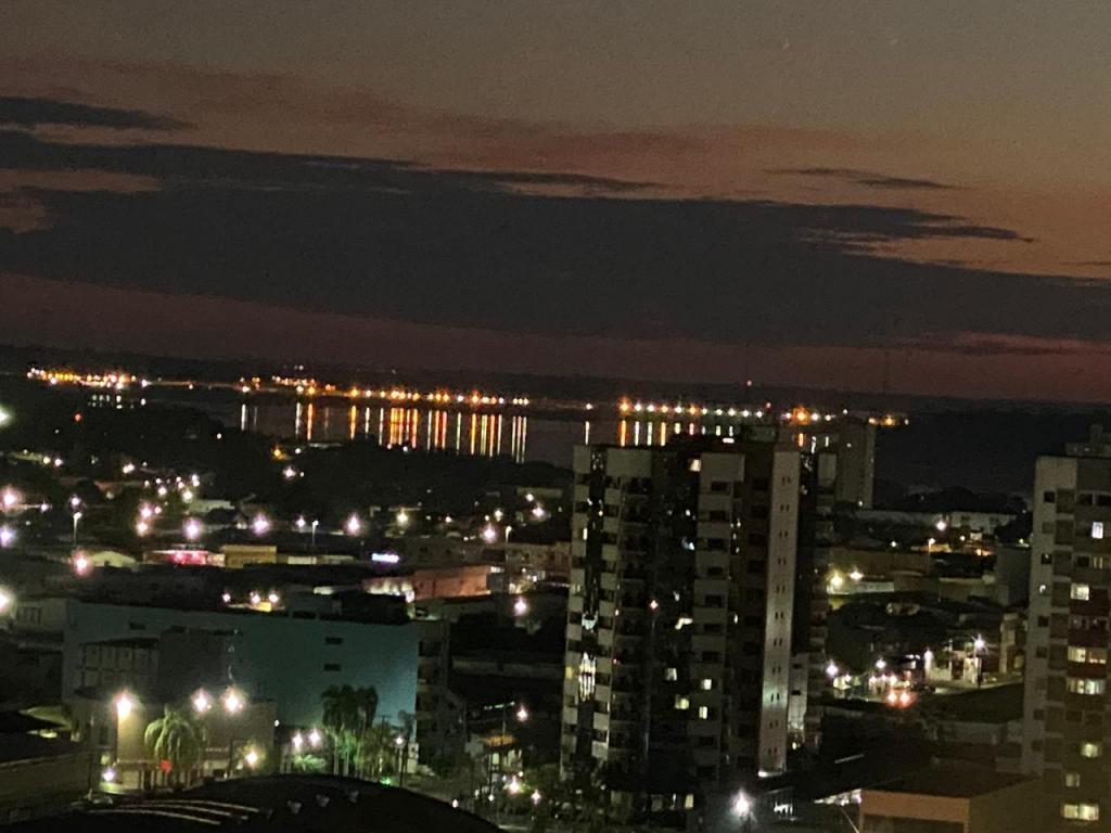 FOTO DO DIA: Início da noite de verão no Rio Madeira - Gente de Opinião