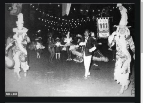 Carnaval de 1970 – Os Diplomatas do Samba  perde pela 1ª vez para a Pobres do Caiari