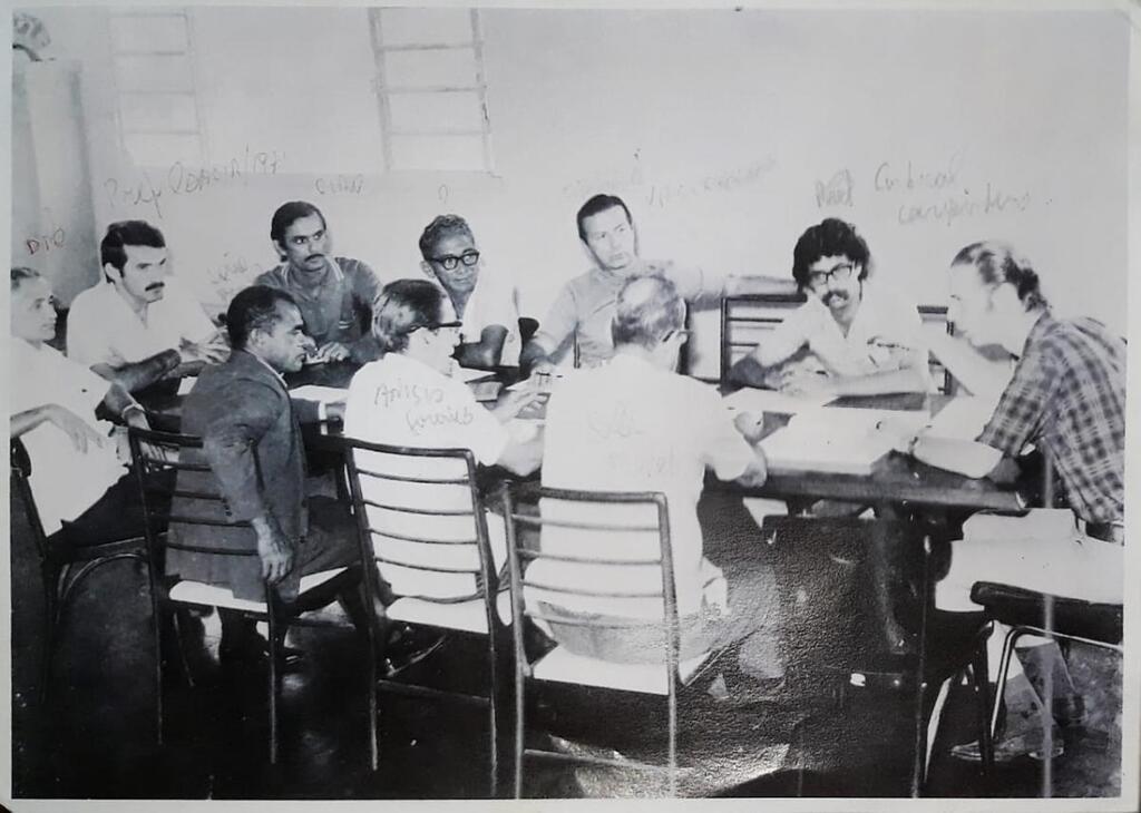 Câmara Municipal de Porto Velho – em 1970, quando foi reinstalada depois de 40 anos fechada, os vereadores reuniam no gabinete do prefeito - Gente de Opinião