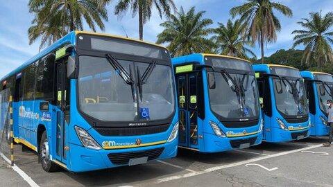A JTP prepara veículos para assumir transporte em Porto Velho