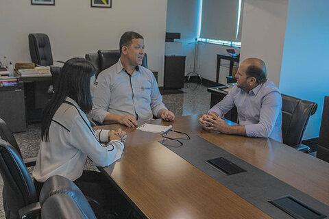Governador Marcos Rocha assume compromisso com propostas apresentadas pelo deputado Cirone Deiró